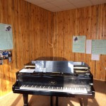 piano studio at ANIM